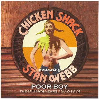 Poor Boy (The Deram Years 1972-1974) (2-CD)