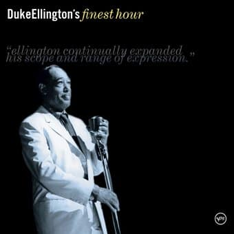Duke Ellington's Finest Hour