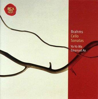 Brahms: Cello Sonatas Op. 38, Op. 99