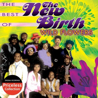 The Best of The New Birth - Wildflowers
