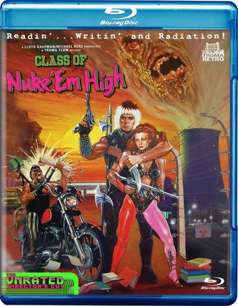 Class of Nuke 'Em High (Blu-ray)