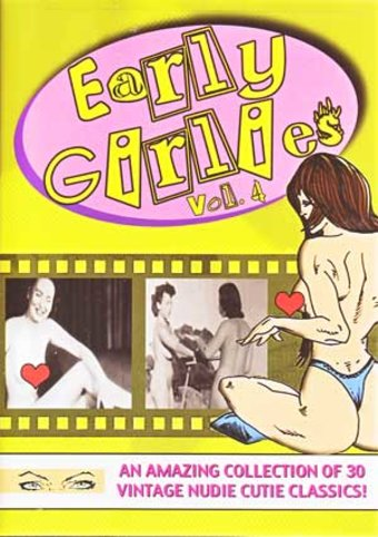 Early Girlies, Volume 4: 30 Vintage Nudie Cutie