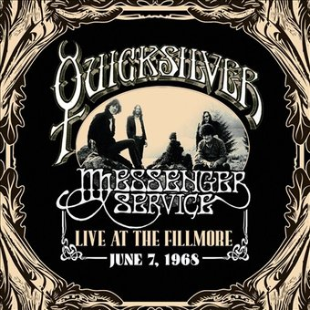 Live at the Fillmore: June 7, 1968 (2-CD)