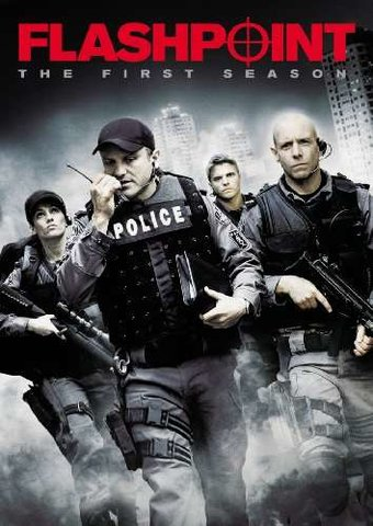 Flashpoint - Season 1 (3-DVD)