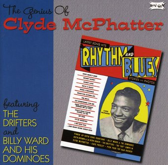 Genius of Clyde McPhatter