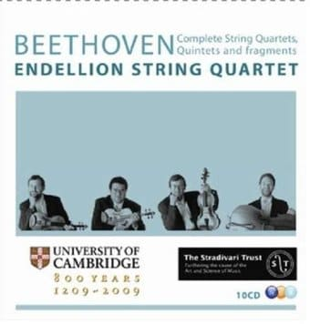 Comeplete String Quartets / Quintets & Fragments