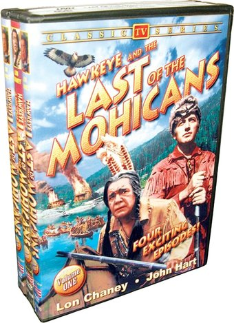 Hawkeye And The Last of The Mohicans - Volumes