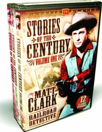 Stories of The Century - Volumes 1-3 (3-DVD)