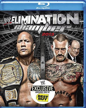 Wrestling - WWE: Elimination Chamber 2013