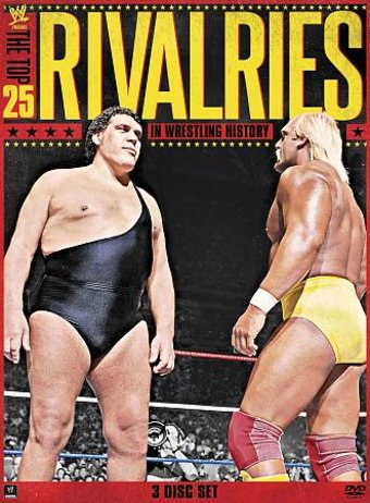 Wrestling - WWE: The Top 25 Rivalries in