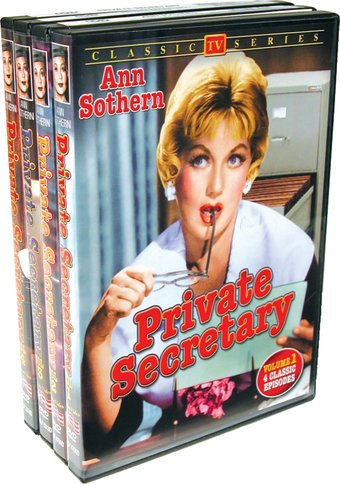 Private Secretary - Volumes 1-4 (4-DVD)