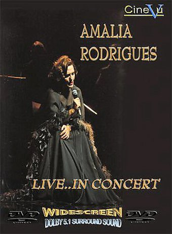 Amalia Rodrigues - Live in Concert