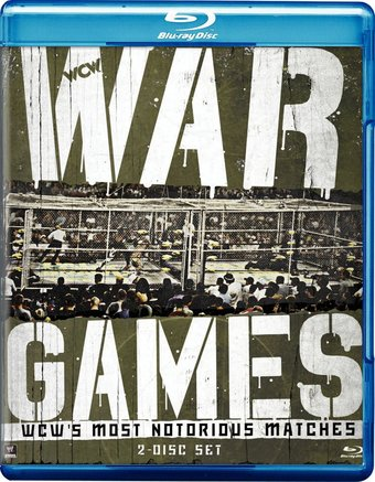 Wrestling - WCW War Games: WCW's Most Notorious