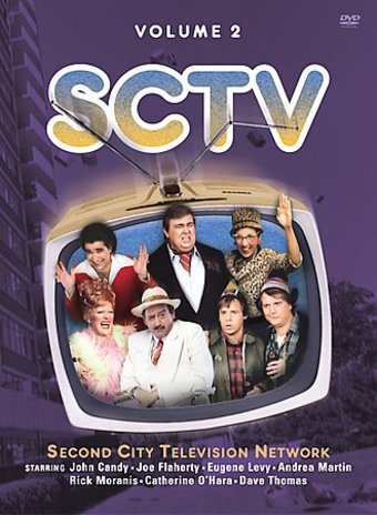SCTV - Volume 2 (5-DVD)
