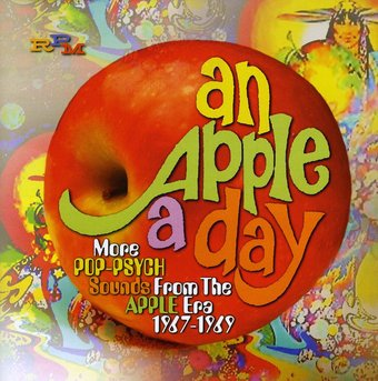 An Apple a Day: More Pop Psych Sounds from the