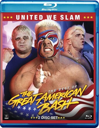 WWE: United We Slam: The Best of Great American