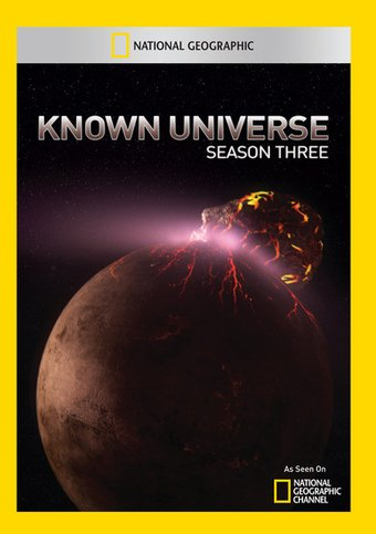 Known Universe - Season 3 (3 Discs)