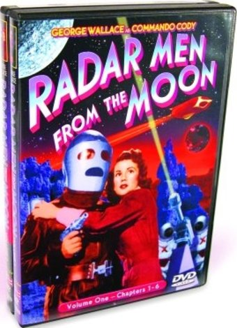Radar Men From The Moon (2-DVD)