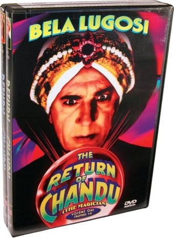The Return of Chandu (2-DVD)