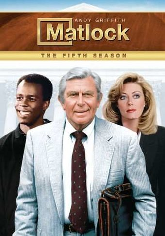 Matlock - Season 5 (6-DVD)