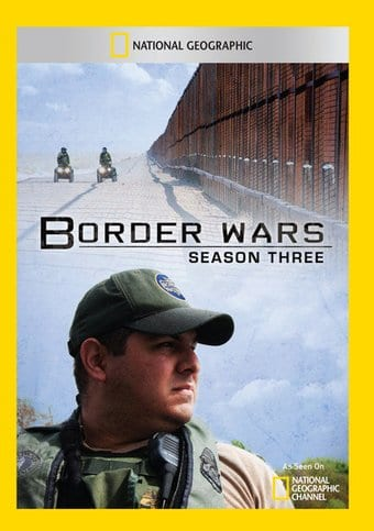 Border Wars - Season 3 (3 DVD)