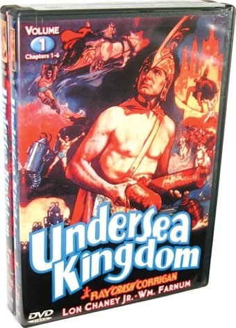 The Undersea Kingdom (2-DVD)
