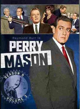Perry Mason - Season 5 - Volume 2 (4-DVD)
