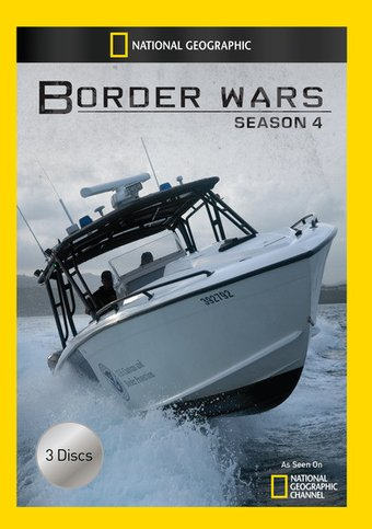 Border Wars - Season 4 (3 DVD)