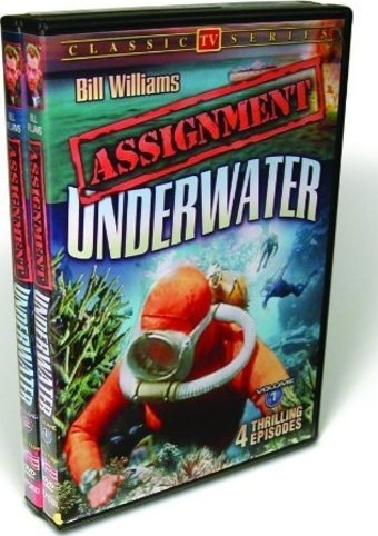 Assignment Underwater - Volumes 1 & 2 (2-DVD)