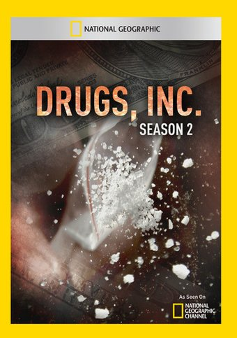 Drugs, Inc. - Season 2 (2 Discs)