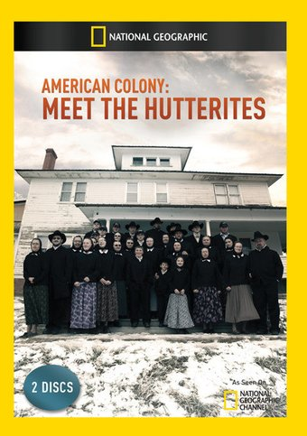 American Colony: Meet The Hutterites (2 DVD)