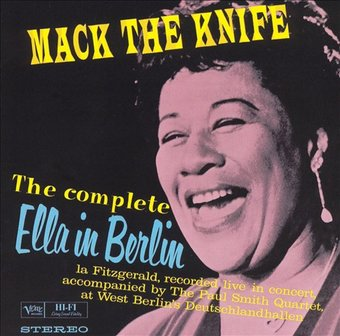 Mack the Knife: Ella in Berlin (Live)