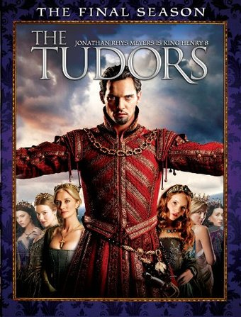 The Tudors - Complete 4th Season (Final) (3-DVD)