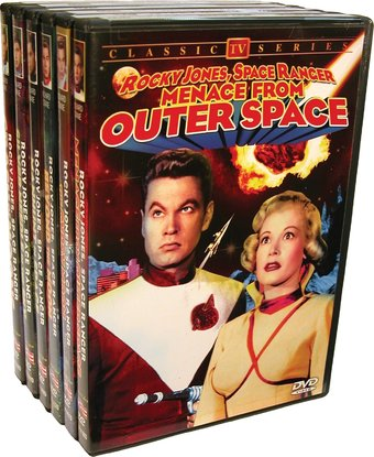 Rocky Jones, Space Ranger Collection (Beyond The