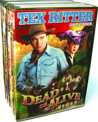 The Texas Rangers: Collection, Volume 1 (Dead or