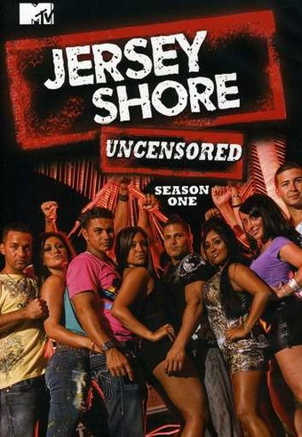 Jersey Shore - Season 1 (Uncensored) (3-DVD)