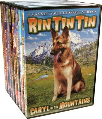 Rin Tin Tin Collection, Volume 1 (Adventures of