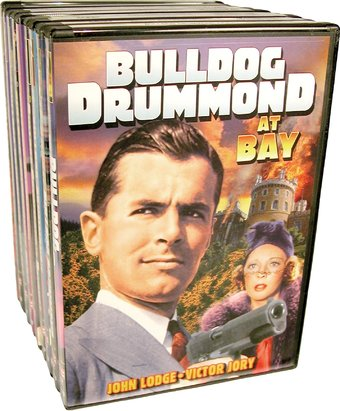 The Bulldog Drummond Collection (9-DVD)