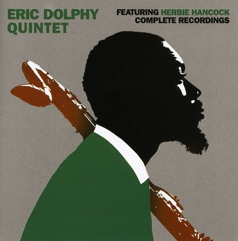 Complete Recordings [Eric Dolphy Quintet