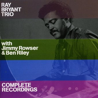 Complete Recordings [with Jimmy Rowser & Ben