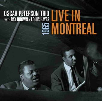 Live in Montreal 1965