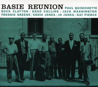 Basie Reunion+For Basie