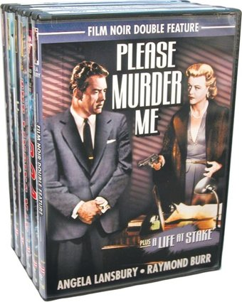 Film Noir Murder & Blackmail Collection, Volume 1