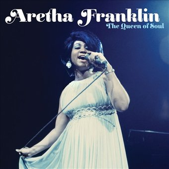 The Queen of Soul (4-CD)