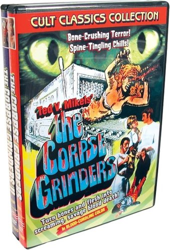 Corpse Grinders Collection (The Corpse Grinders /