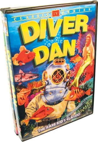 Diver Dan Classic TV Series Collection - Volumes