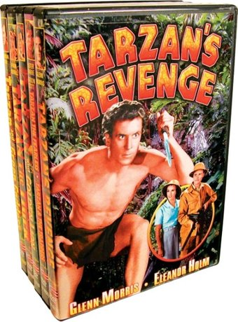 Tarzan Collection (Tarzan's Revenge / Tarzan The