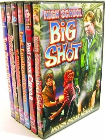 Juvenile Delinquents At Large Dvd Collection High School