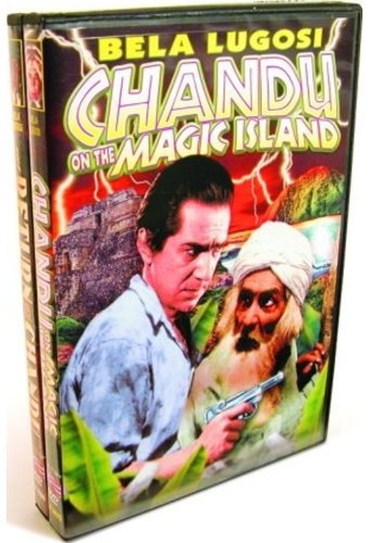 Chandu Classic Movie Collection (Chandu On Magic
