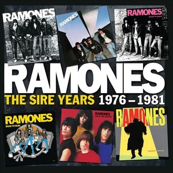 The Sire Years 1976-1981 (6-CD)